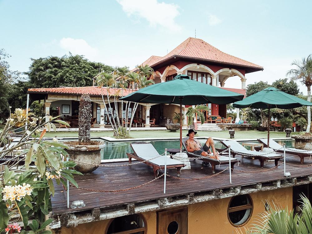 Canang Sari Villas by Jonny Melon